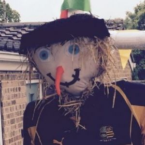 Scarecrows from Darley Abbey Day 2015